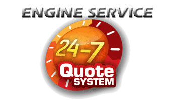 engine service quote